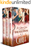 The Gilbert Girls Book Collection One: 3 Sweet Historical Western Romances