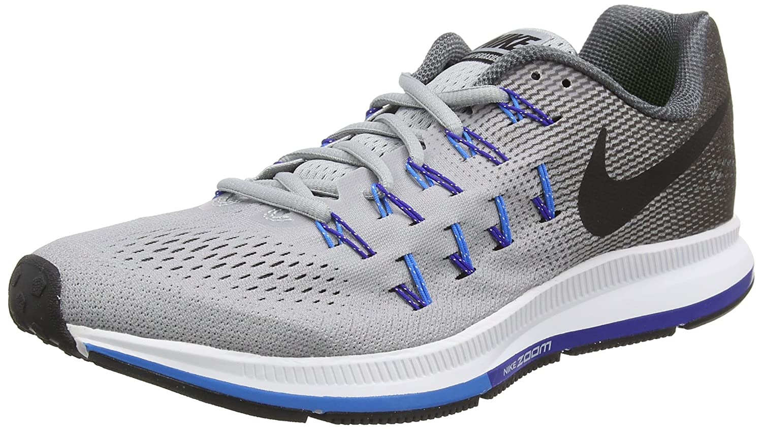 4670ff1cc8a96 Nike Men s Air Zoom Pegasus 33 Running Shoes  Amazon.co.uk  Shoes   Bags