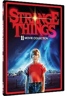 Amazon com: Stranger Things Season 1 4-disc DVD / Blu-Ray Collectors