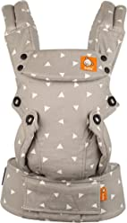Lightweight Easy-to-Use Multiple Ergonomic Positions Bloom Adjustable Newborn to Toddler Carrier Pink and White Floral Baby Tula Explore Baby Carrier 7 Front and Back Carry 45 lb
