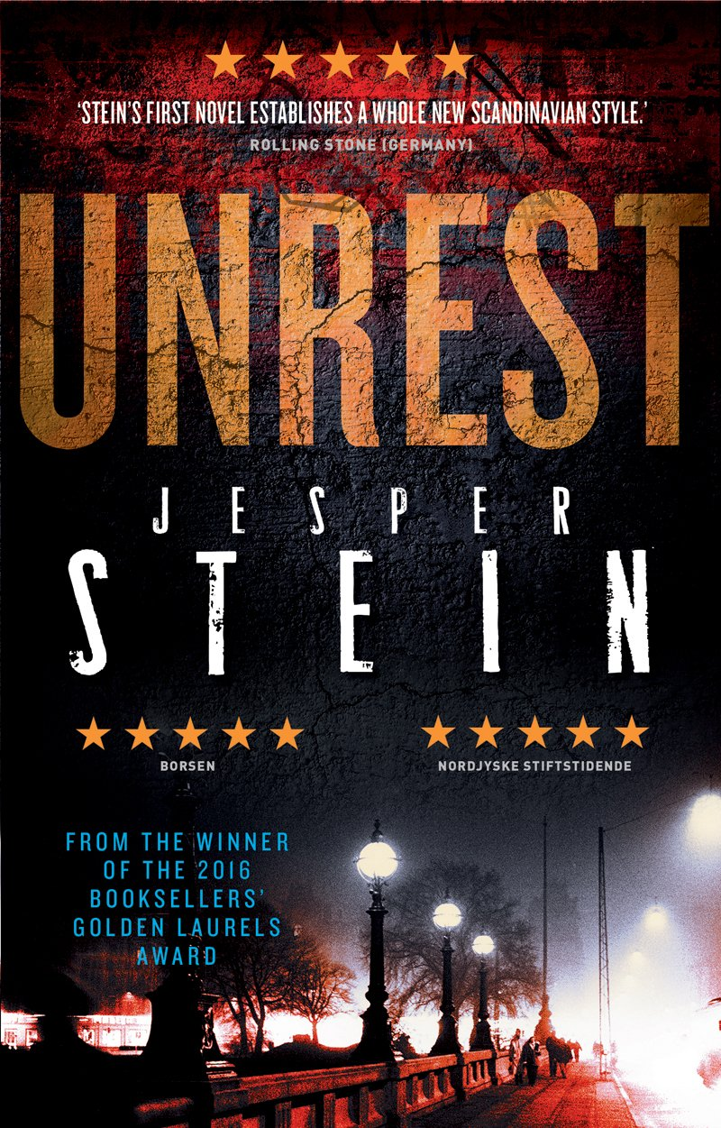 Unrest (The Axel Steen Detective Series)