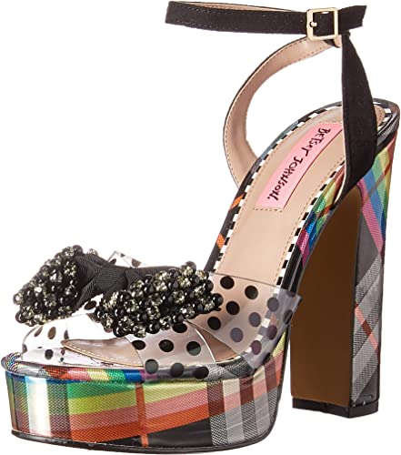 Ladies BETSY Platform Wedge Sandals Womens Summer Holiday Shoes Size 3 4 5 6 7 8