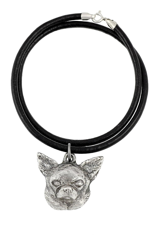 Amazon com : Chihuahua (Smooth Haired), Silver Hallmark 925