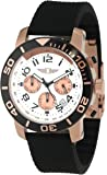 I By Invicta Men's 41701-002 18k Rose Gold-Plated Watch