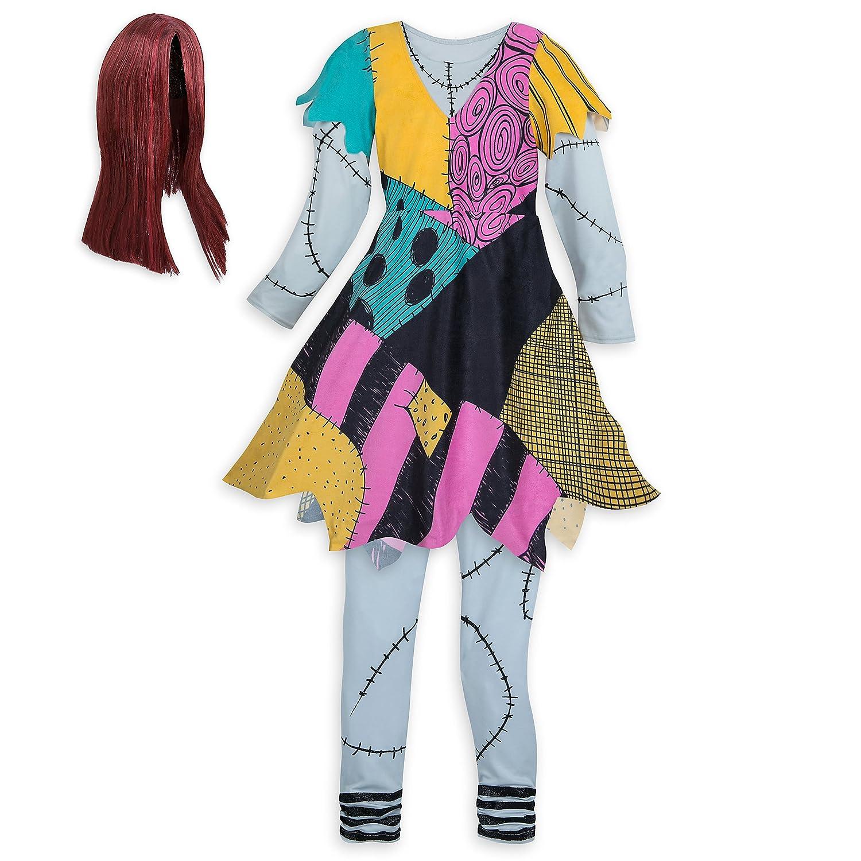 Amazon.com: Disney Sally Costume for Kids - The Nightmare Before ...