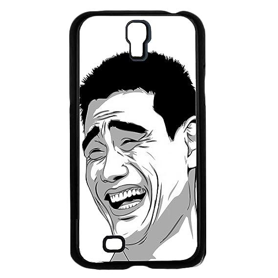811vW9baKBL._SX569_ amazon com asian guy meme laughing samsung galaxy s4 hard case