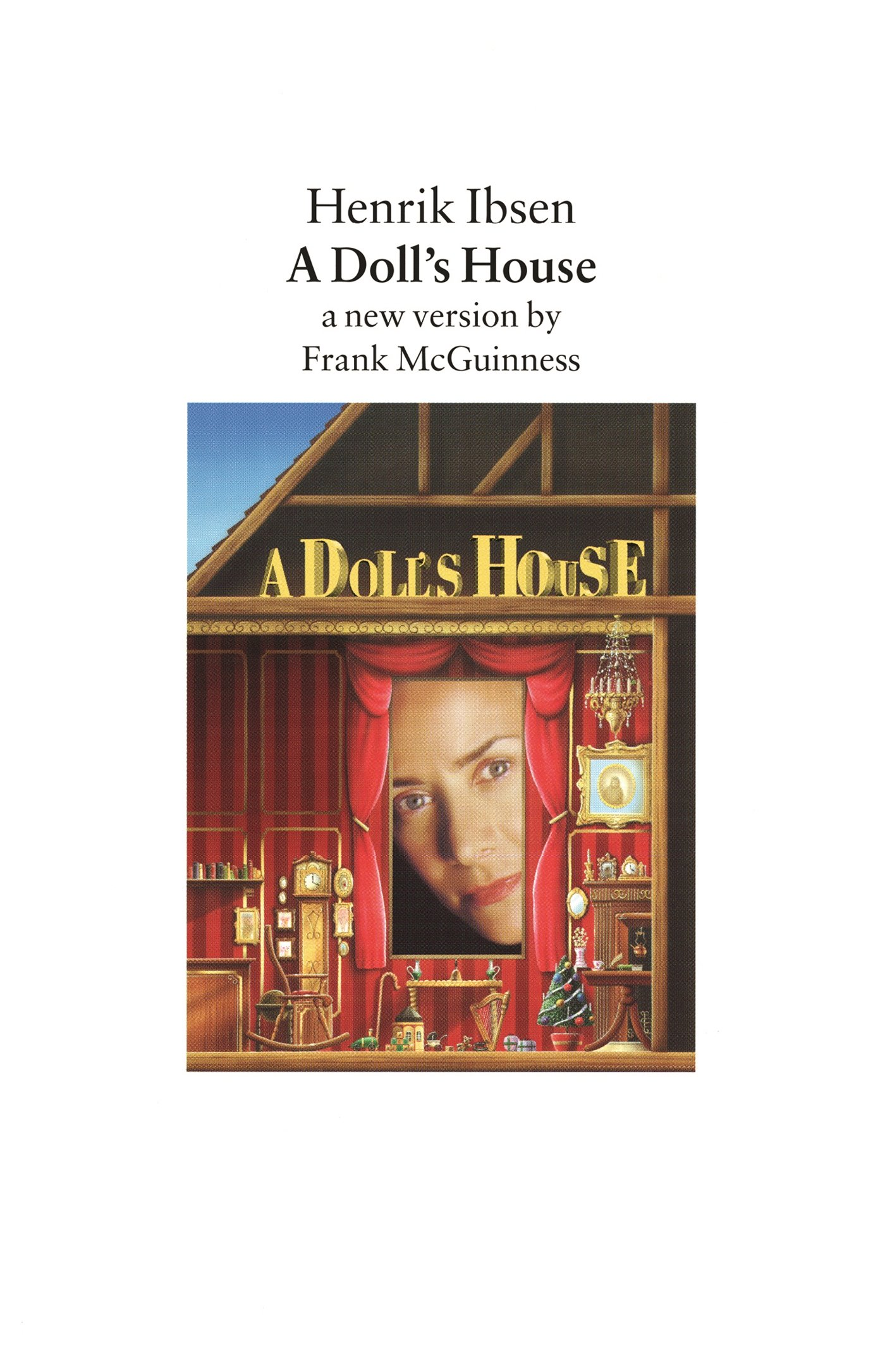 Amazon Com A Doll S House A New Version By Frank Mcguinness Faber