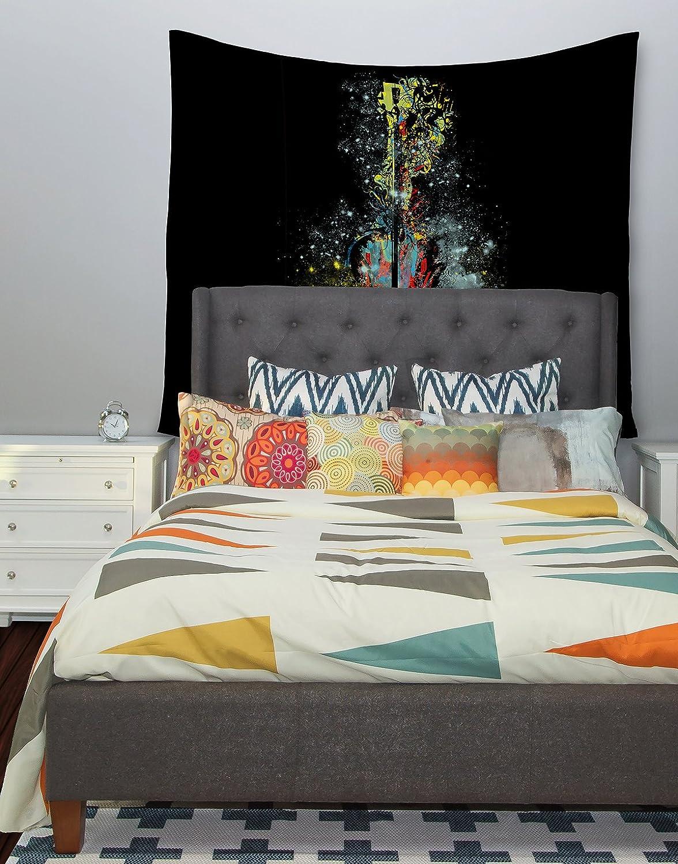 51 X 60 Kess InHouse Frederic Levy-Hadida Midnight Syphony Wall Tapestry