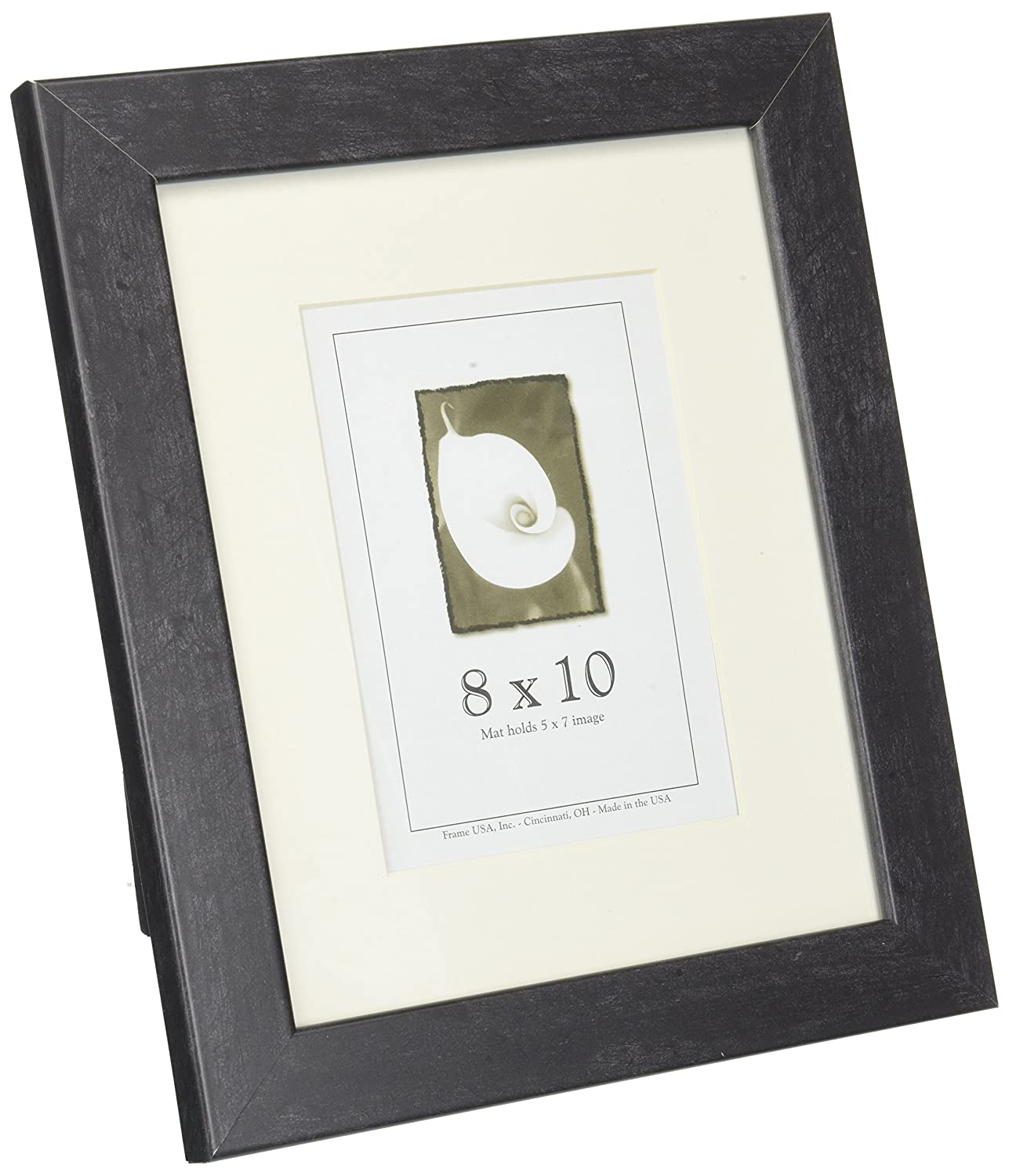 Light Brown 8537 Frame USA 8x10 Rustic Picture Frames