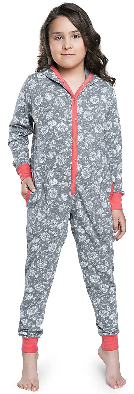 Italian Fashion IF Kinder M/ädchen Jungen Jumpsuit Schlafanzug IFS18020