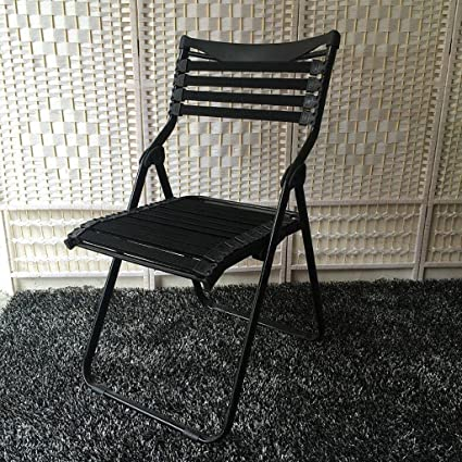 Chair QL sillones Plegables Sillas de Goma Respirables de la ...