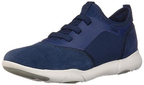 y Zapatos Geox Nebula es Azul Hombre Zapatos Deportivos complementos Amazon nAwgFxA6qH