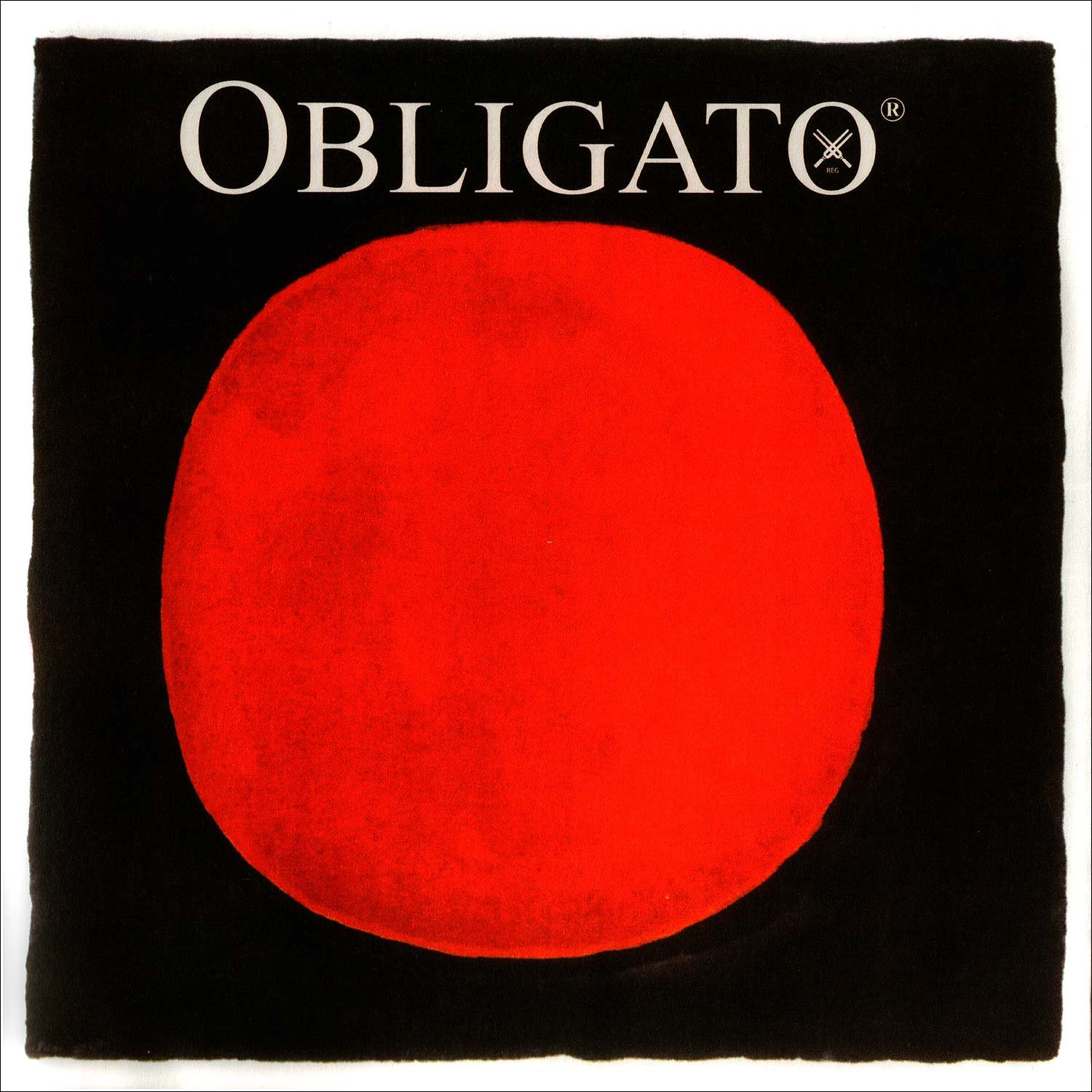Obligato Ball-end Strings
