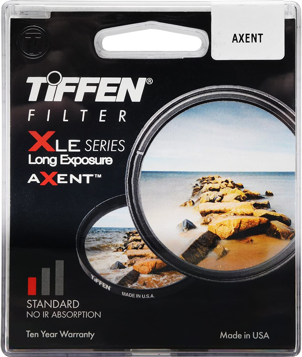 Tiffen 72mm aXent 72ND30 Long Exposure 10 Stop Filter