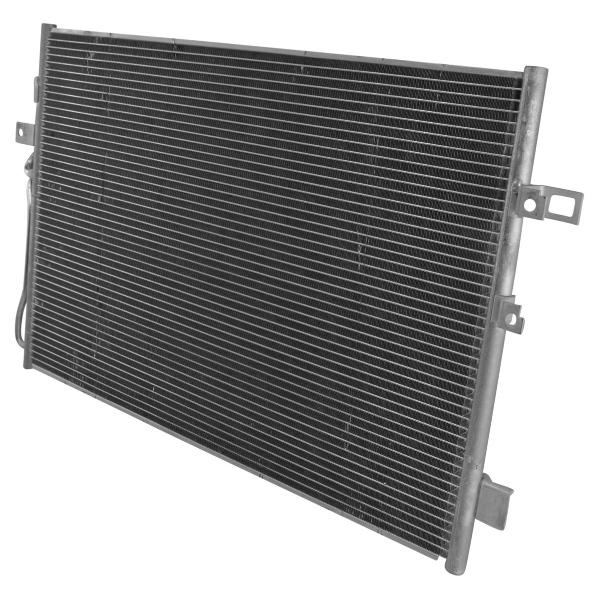 AC Condenser A//C Air Conditioning Direct Fit for 11-15 Dodge Journey 2.4L 3.6L