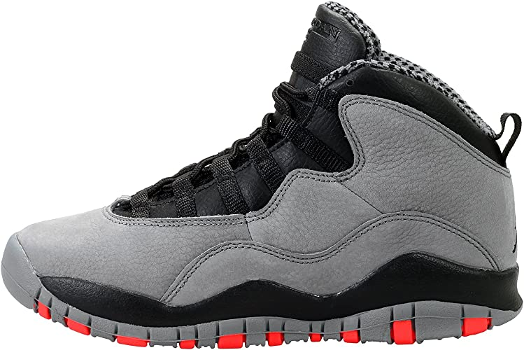 Nike Jordan Kids Jordan 10 Retro Bp Basketball Shoe