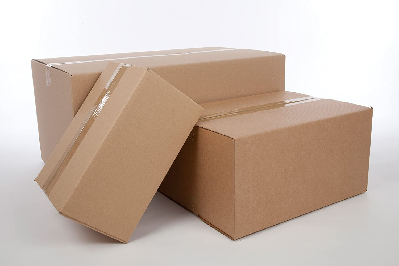 APLI 13249 - Caja porta documentos de cartón, 300 x 200 x 150 mm