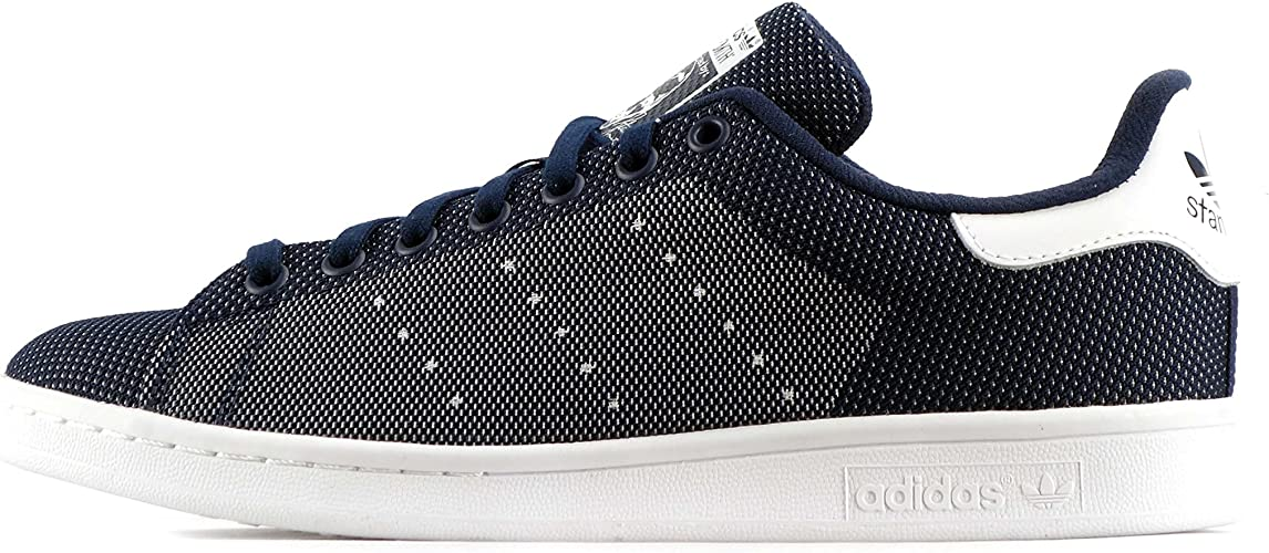 Adidas Mens - Stan Smith Weave - Navy