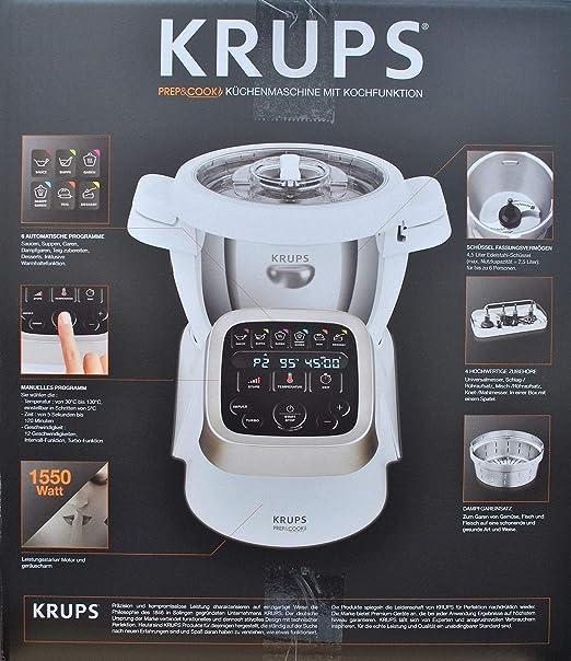 Violetta – 2019 Robot de cocina multifunción con función de cocción 6 Auto programas: Amazon.es: Hogar