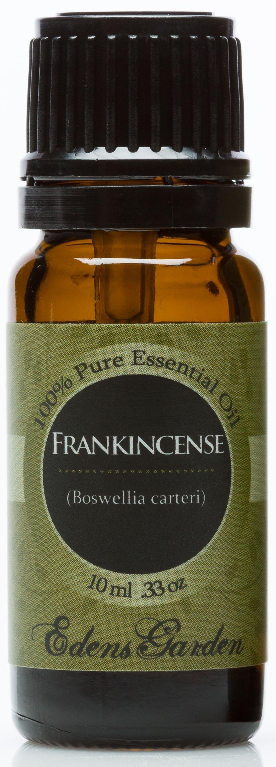 Edens Garden Frankincense Boswellia Carterii 100% Pure Therapeutic Grade Essential Oil, GC/MS Tested, 10 mL