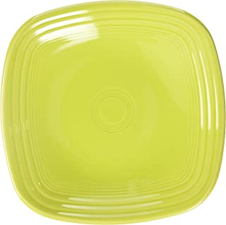 product image for Fiesta 9-1/8-Inch Square Luncheon Plate, Lemongrass
