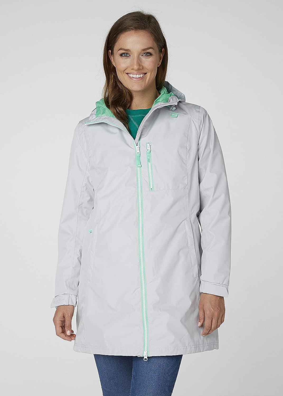 Helly Hansen Womens W Long Belfast Rain Jacket