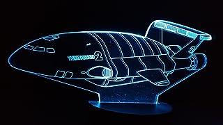 Thunderbird 2 3D USB Illusion Lamp Starbright LED .