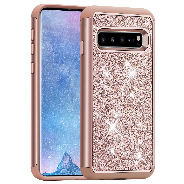 Funda Para Samsung S10e 5g Glitter J6d (7qc611l4)