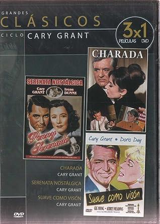 Serenata Nostalgica (Penny Serenade) (1941) / Charada (Charade) (1963