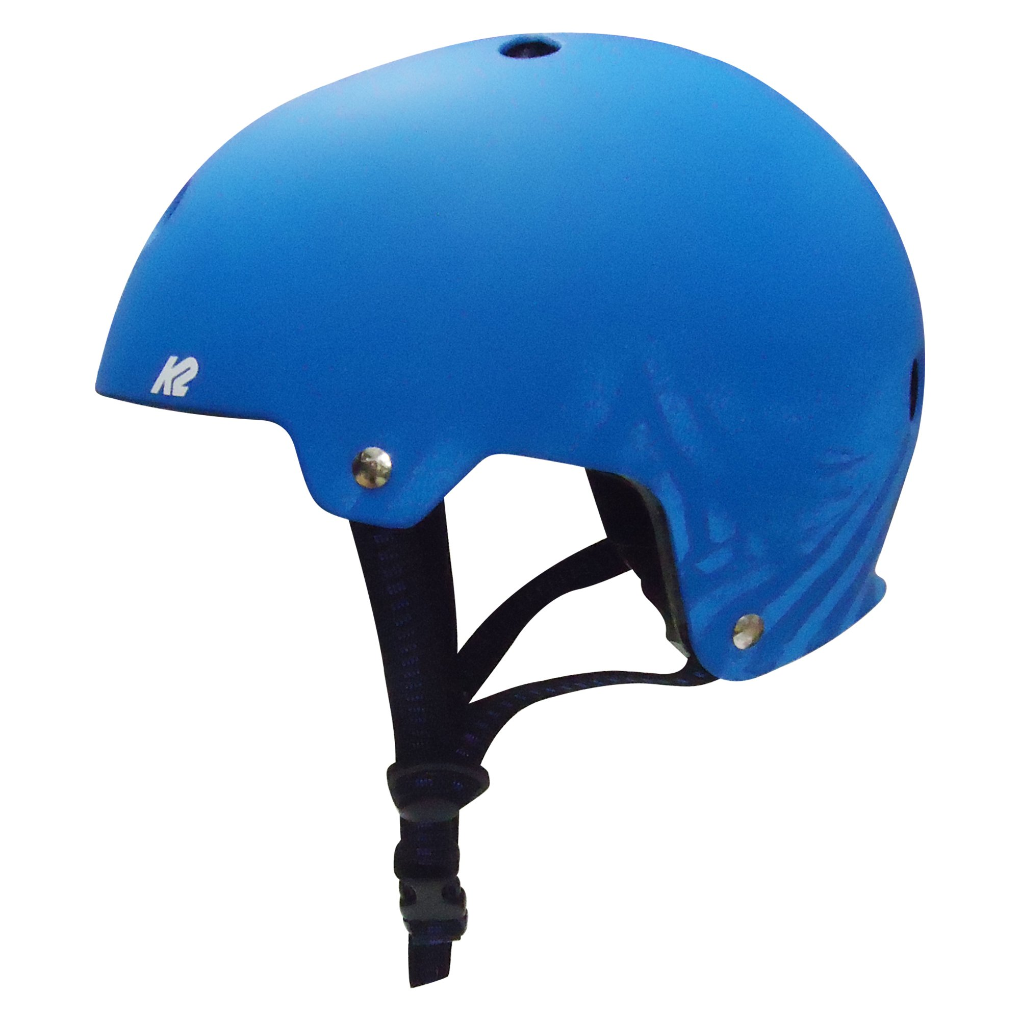 K2 Skate Jr Varsity Youth Helmet, Blue, Medium by K2