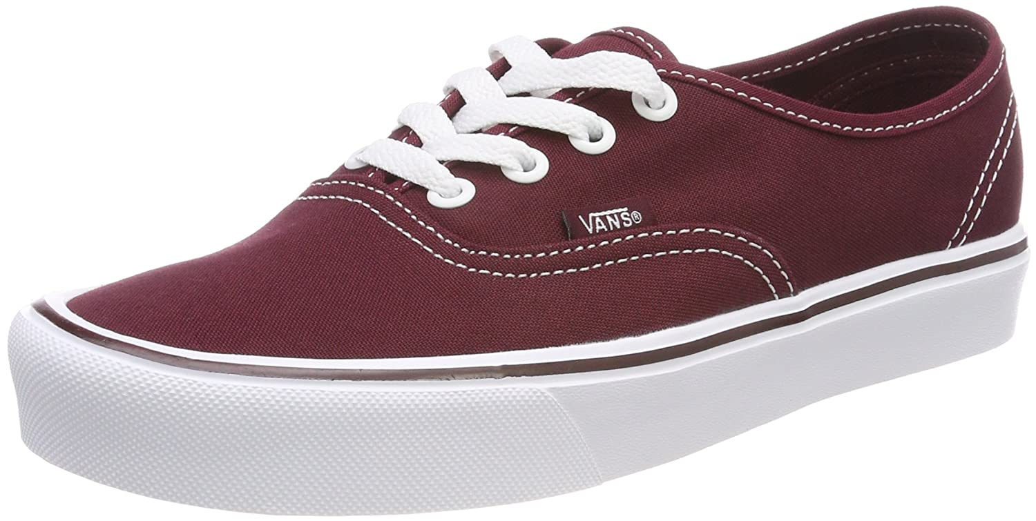 c8aae489c34 Vans Adults  Authentic Lite Trainers  Amazon.co.uk  Shoes   Bags