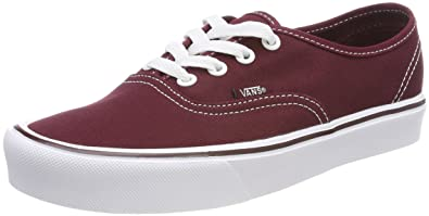 7d81a26237b Vans Adults  Authentic Lite Trainers  Amazon.co.uk  Shoes   Bags