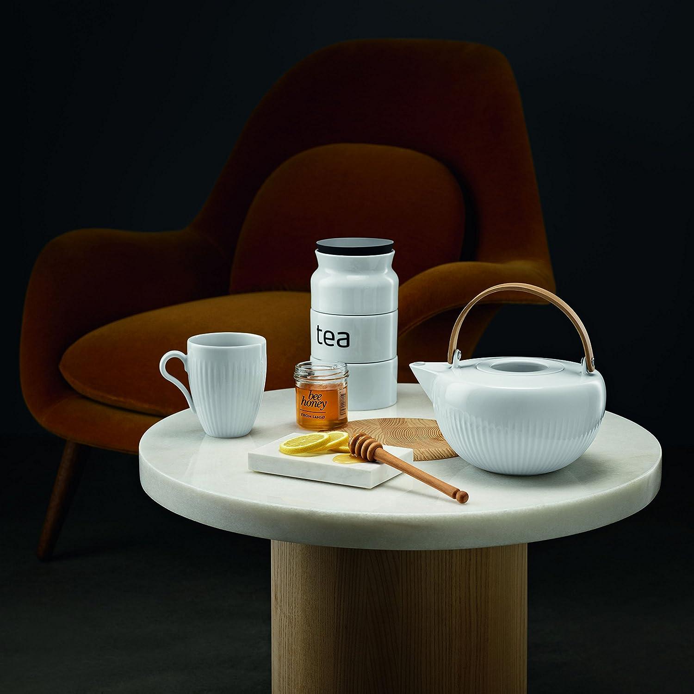 Eva Solo 3-częściowy pojemnik na herbatę z silikonową pokrywką