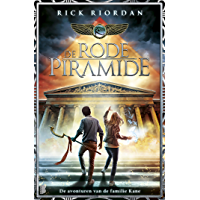 De rode piramide (De avonturen van de familie Kane Book 1)