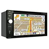 Amazon Price History for:Jensen VX7020 6.2 inch Multimedia Touch Screen Double DIN Car Stereo with Bluetooth & Built-In DVD/USB Port