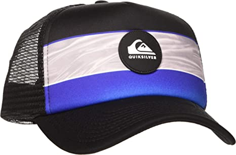 Quiksilver Tijuana-Gorra Trucker para Hombre Cap, Dazzling Blue ...