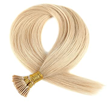 Amazon grammy 22 inch 100 strands straight keratin stick i grammy 22 inch 100 strands straight keratin stick i tip remy human hair extensions 05g pmusecretfo Image collections