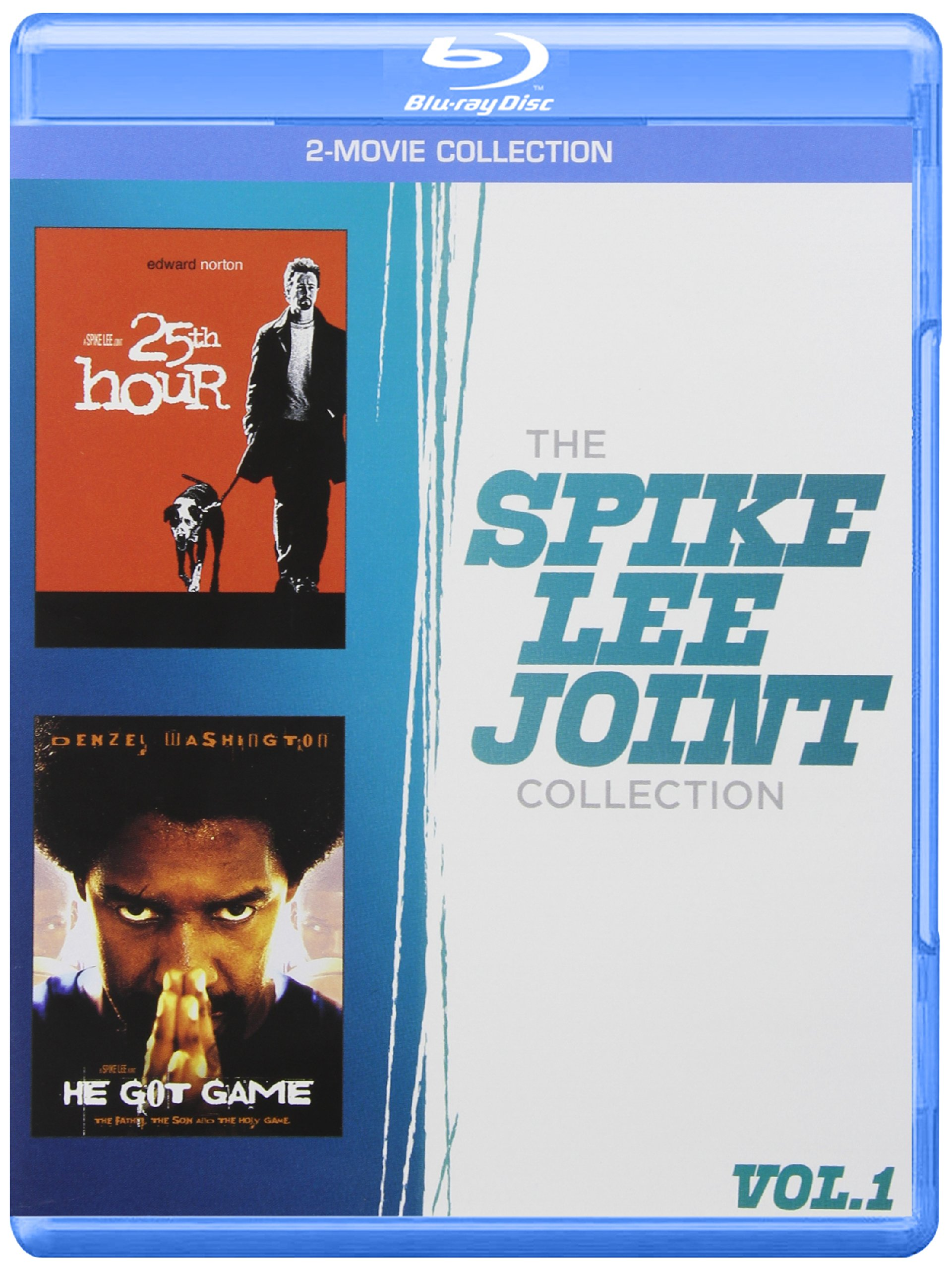 Blu-ray : The Spike Lee Joint Collection: Volume 1 (Dubbed, Digital Theater System, Dolby, AC-3, 2 Pack)