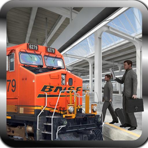 Euro Speed Train Simulator 3D