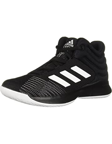 the latest 9a8c4 0bc06 adidas Kids  Pro Spark 2018 Basketball Shoe,