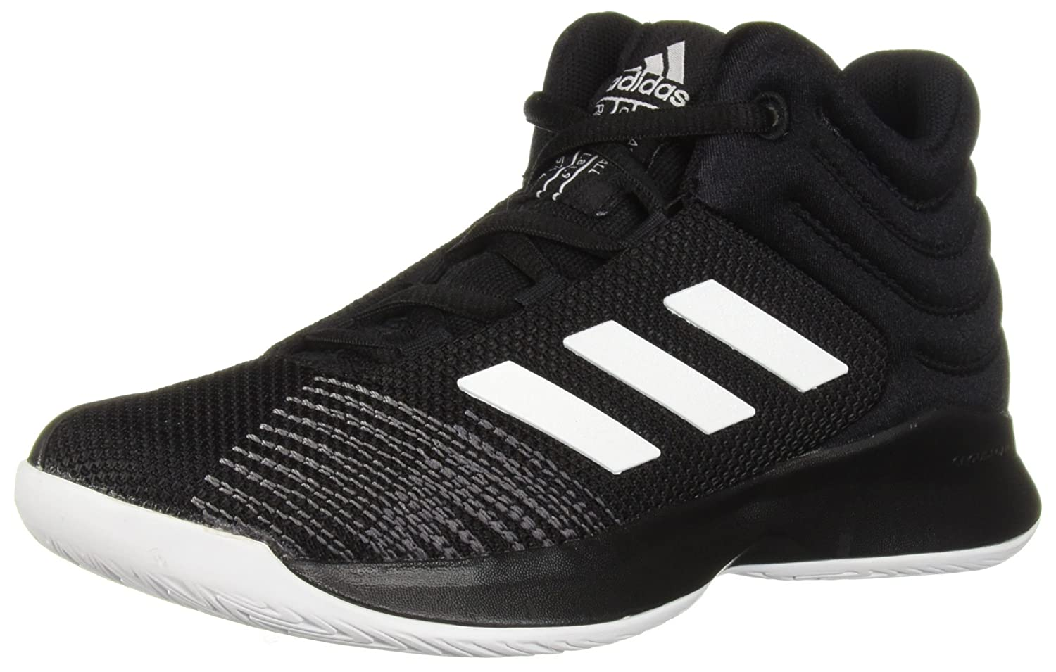 adidas Kids' Pro Spark 2018 Basketball Shoe, -