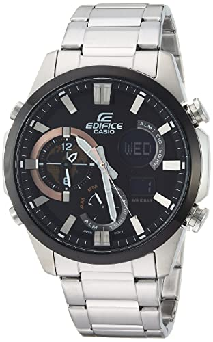 Casio De los hombres Watch EDIFICE Reloj EFV-500DB-1A: Casio - Edifice: Amazon.es: Relojes