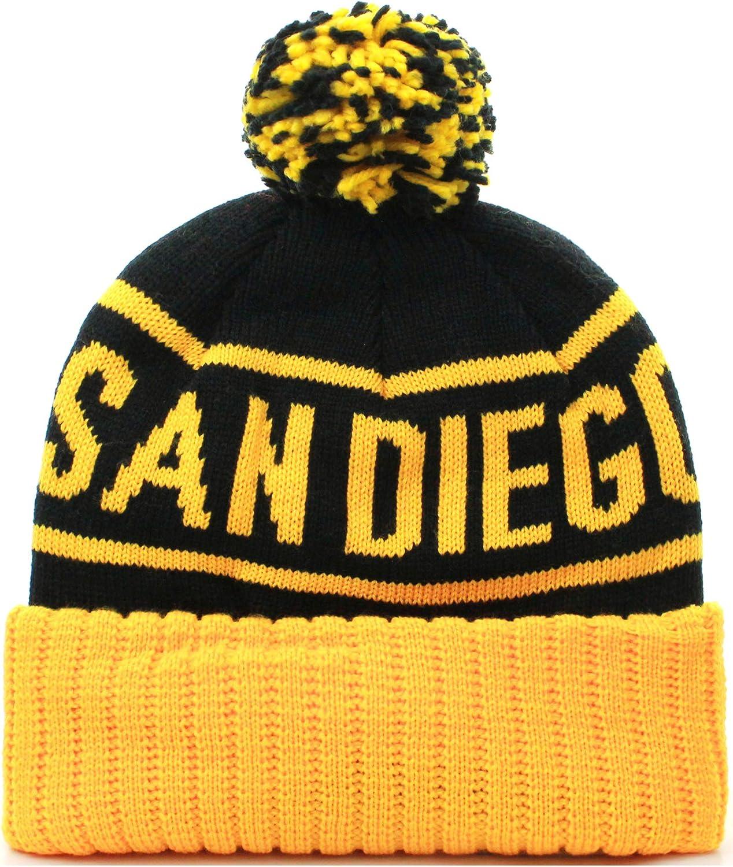 RW California Republic Cuff Knit Beanie