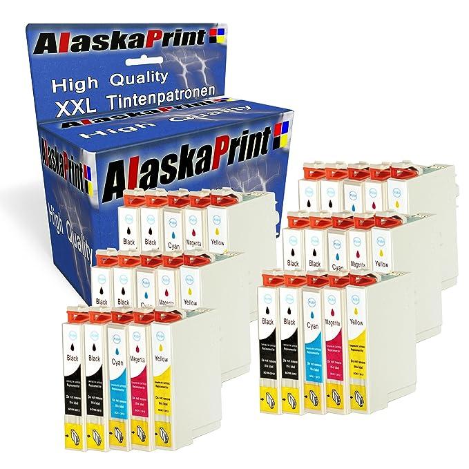 30x compatible Cartuchos de tinta Epson 16XL/16 XL para Epson ...