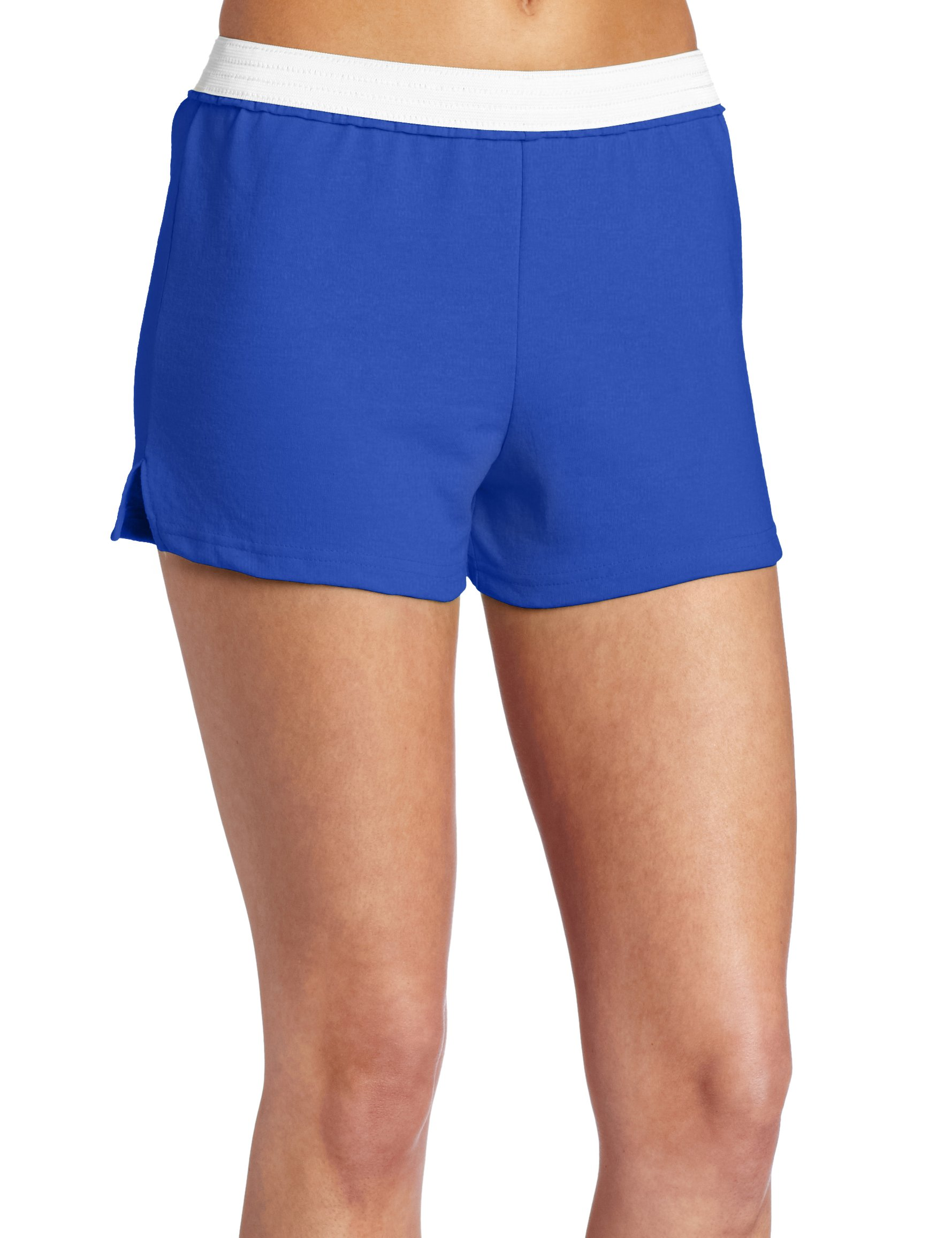 Soffe Juniors Athletic Short, Royal, X-Large