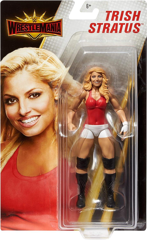 Neu Mattel WWE WrestleMania Figur 15 cm Trish Stratus 10491691