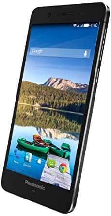 Panasonic Eluga Z (Midnight Blue) Smartphones at amazon