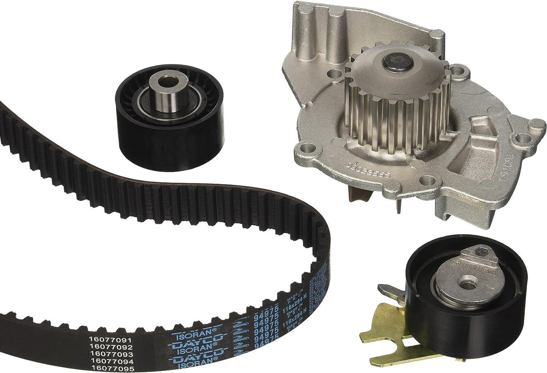 Magneti Marelli 1609525480 – Kit correas de distribución con bomba de agua: Amazon.es: Coche y moto