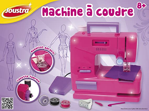 Joustra - 46033 - Kit de Creative Recreation - máquina de Coser ...