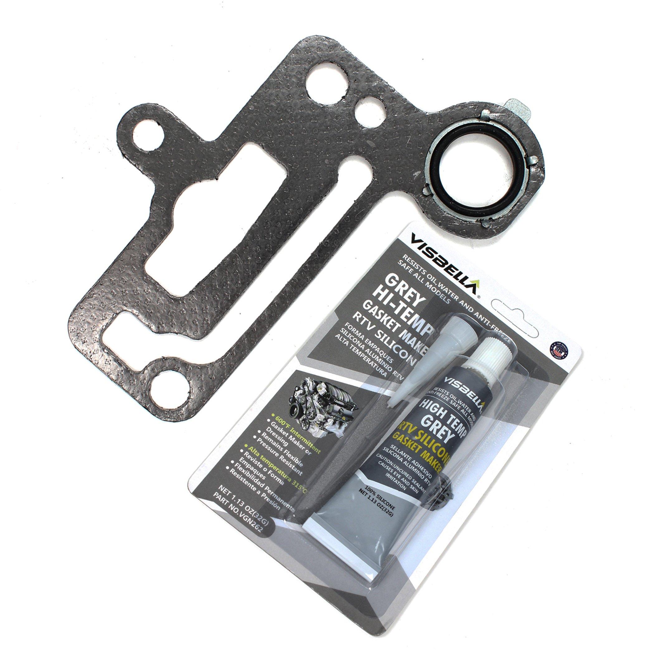 Automotive Fel-Pro 71218 EGR Valve Gasket Replacement Parts
